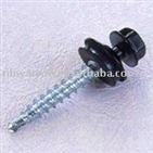 Painted Head Self Drilling Screw